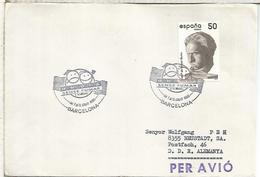 BARCELONA 1988 UN DIA SIN FUMAR TABACO TOBACCO - Tabaco