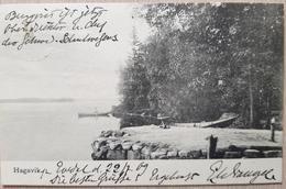 Sweden 1909 Hagavik - Svezia