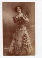 283 -  CARMELA - Chanteuse - Danseuse - Artistes