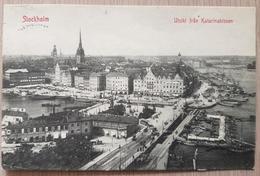Sweden Stockholm 1911 - Svezia