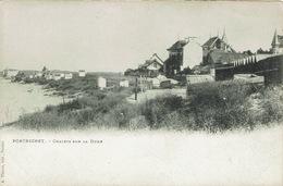 Pornichet (159), Chalets Sur La Dune, Jolie Carte - Pornichet