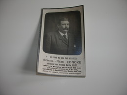 Achiel-Remi Loncke (Wevelgem 1876-Wevelgem 1928);Deleu - Andachtsbilder