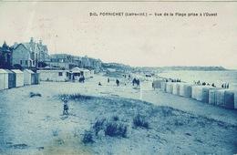 Pornichet (161), Vue De La Plage Prise à L'Ouest, Jolie Carte - Pornichet