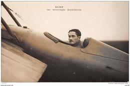 Aviation . N° 46303 . Rost Sur Monocoque Deperdussin .  Avion . Aviateur . - Airmen, Fliers