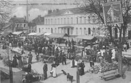 SOTTEVILLE LES ROUEN - Le Marché - Sotteville Les Rouen