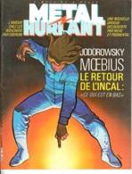 Métal Hurlant N°86 - Métal Hurlant
