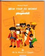 Richard Unglick -Mon Tour Du Monde Avec Playmobil Tome 2, De La Russie à L'Egypte - Books, Magazines, Comics
