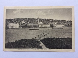 Turkey Türkei Turquie ~ 1920, Constantinople Istanbul, Vue De Hass - Kevy Sur La Corne D'Or - Turkije