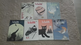15 Numéros De La Hulotte - Journaux - Quotidiens