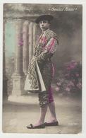 Francisco Posadas Alsina Madrid 25/22 #Cartolina #Corrida #Torero - Corrida
