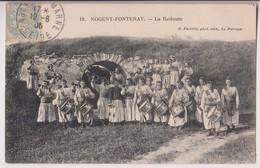 LOT DE 20 CPA DE FRANCE - 12 ONT CIRCULE - TOUTES SCANNEES - 20 SCANS - - Postcards
