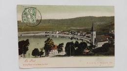 [Vaud] - 1907 - Le Pont - Hotel De La Truit - VD Vaud