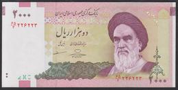 Iran 2000 Rials 2005-2013 P144c UNC - Iran