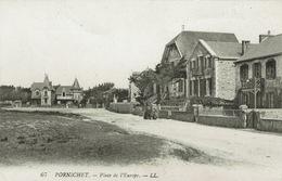 Pornichet (167), Place De L'Europe, Jolie Carte - Pornichet