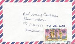 St Vincent 1975 Kingstown Carnival Carnaval Customes Cover - Carnaval