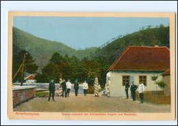 U6655/ Roterturmpass Grenze Zwischen Ungarn Und Rumänien AK Ca.1910 - Ungarn