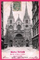 Lyon - Eglise Saint Nizier - Animée - Oblit. Privée Marius Haèberlè - 1906 - Autres