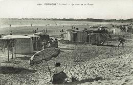 Pornichet (170), Un Coin De La Plage, Jolie Carte - Pornichet