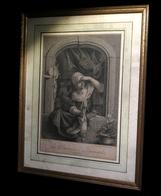 [GASTRONOMIE CUISINE] IGONET Ou IGONNET (Marie-Madeleine / Maria-Maddalena) - La Pourvoyeuse Flamande. - Engravings
