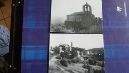 Eglise De St-Michel à PERILLOS & Village De PERILLOS (lot De 2 Cartes) - Autres Communes