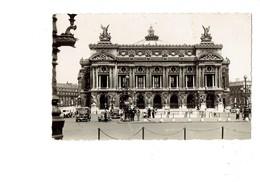 Cpm - 75 - PARIS - L'Opéra - Edit La France Artistique N°54 - 1952 - Voiture Ancienne CITROEN Animation Camion - France