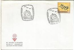 LAS PALMAS 1985 PREHISTORIA CANARIA  ARQUEOLOGIA - Archéologie