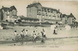 """Pornichet (176), """"Family Hôtel"""", Jolie Carte - Pornichet"""