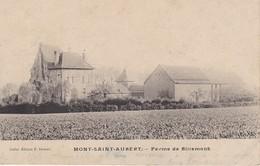 Cpa MONT SAINT AUBERT Ferme De Billemont - Belgique