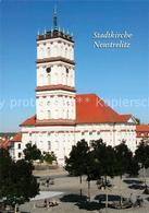 73271536 Neustrelitz Stadtkirche Neustrelitz - Neustrelitz