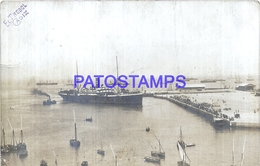 111153 SPAIN ESPAÑA CADIZ ANDALUCIA VISTA DEL PUERTO PORT & SHIP BREAK POSTAL POSTCARD - Ohne Zuordnung