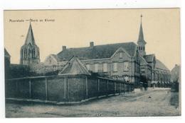 Moorslede  -  Kerk En Klooster - Moorslede