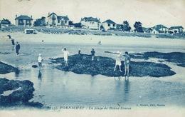 Pornichet (185), La Plage De Bonne-Source, Jolie Carte Circulée - Pornichet