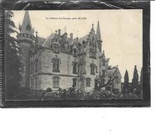 33-BLAYE-Une Vue Du Chateau * LA GRANGE* - Blaye