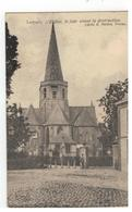 Leisele Leysele. L'Eglise,le Jour Avant La Destruction - Alveringem