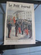 Le Petit Journal N°542 Drapeau De L'Ecole Polytechnique / Chine Incident Russo-Anglais 7 Avril 1901 - Journaux - Quotidiens