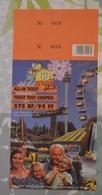 Ticket Meli Park (1995) - Tickets D'entrée