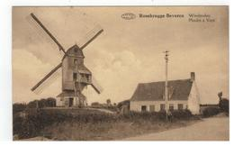Roesbrugge  Rousbrugge-Beveren  Windmolen  Moulin à Vent - Belgique