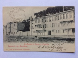 Turkey Türkei Turquie ~ 1900, Ambassade De France à Thérapia, Ismid - Stamboul - Arrivée - Turkije