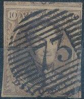 1850 - Mi 3, Yt 3 - Oblitére - 1849-1850 Medaillen (3/5)