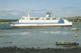 Isle Of Inishmore, Rosslare-Pembroke Dock - Ferries