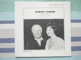 FAC Théatre N°8 Photo-Finisk Peter Ustinov Comédie En Deux Parties - Unclassified