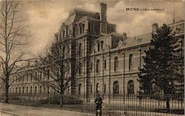 BELGIQUE ... MONS . ECOLE NORMALE  .. 1911 - Mons