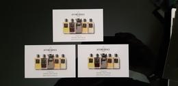 Affinessence Paris Parfum Lot De 3 Billet - Perfume Cards