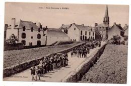 (56) Noce Bretonne à BADEN - Trés Animées - France