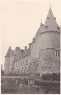Alb Photo Originale Fallais Braives Château Médiéval - Plaatsen