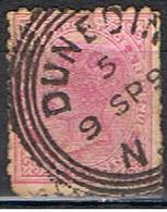 NOUVELLE-ZÉLANDE 1 // YVERT 80 // 1882 OBLITÉRÉ À DUNEDIN - Used Stamps