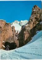 VAL D'ISERE  GORGES DE LA TOVIERE Départ De La Piste Perdue   FRCR91336 - Val D'Isere