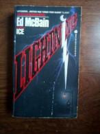 Ed McBain: Lightning/ Avon Books, 1985 - Novelas