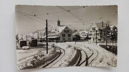 [Appenzell Ext] - 1956 - Gais - Banhof - AR Appenzell Outer-Rhodes
