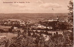 SEITENSTETTEN, Ort, Stift, 330 M Seehöhe, Verlag Rauchegger Seitenstetten, 8.3.1920 - Amstetten